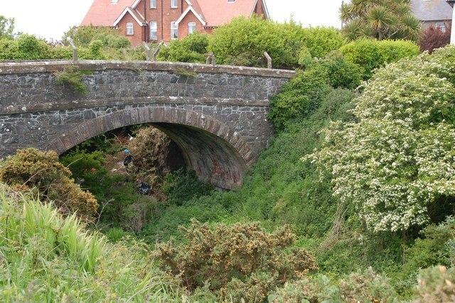 Old railway, Donaghadee Image