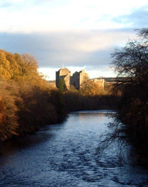 Doune Castle Image