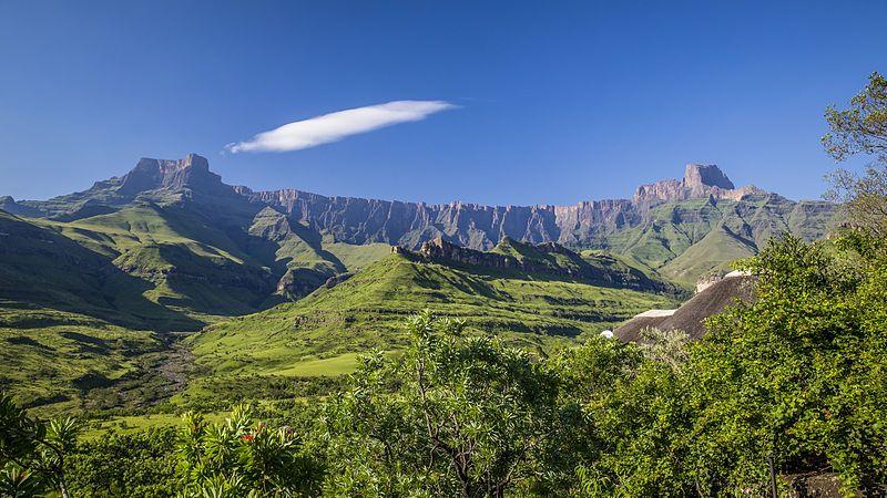The Drakensberg Image