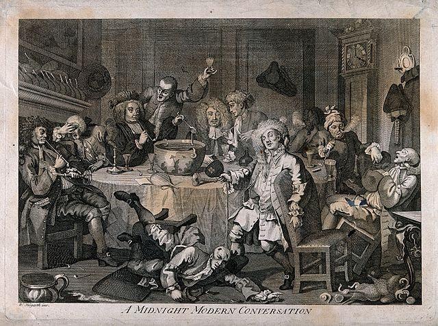 Drunken Party Image