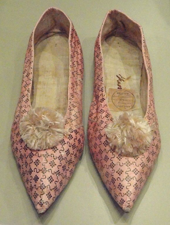 Duchess Of Atholl's Slipper