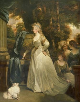 Duchess Of York Painting Image