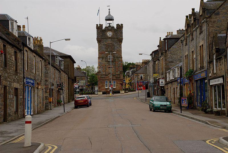 Dufftown Image
