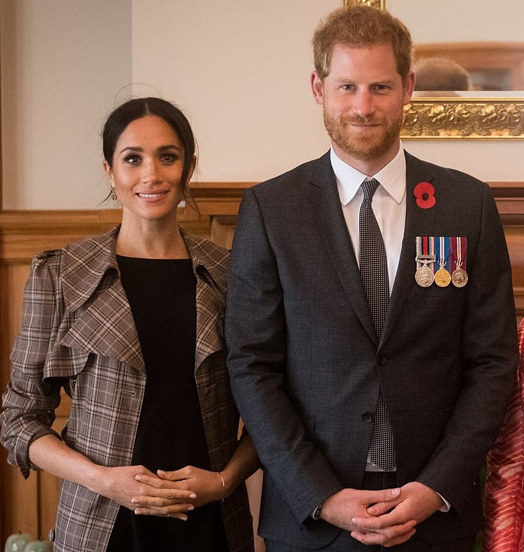 New Zealand Government Ceremony of Welcome for TRH The Duke and Duchess of Sussex, 2018.