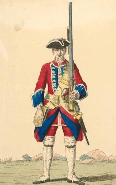 Royal Regiment Of Foot Image