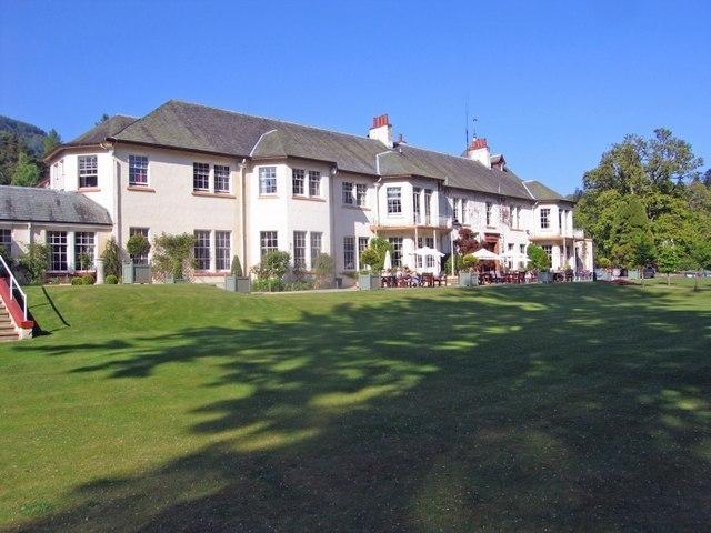 Dunkeld House Image