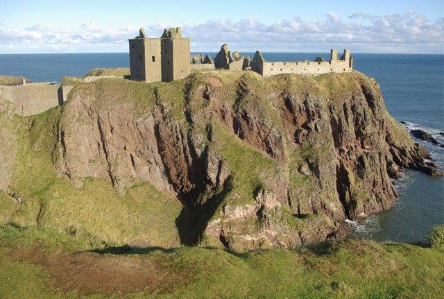 Dunnottar Castle Image