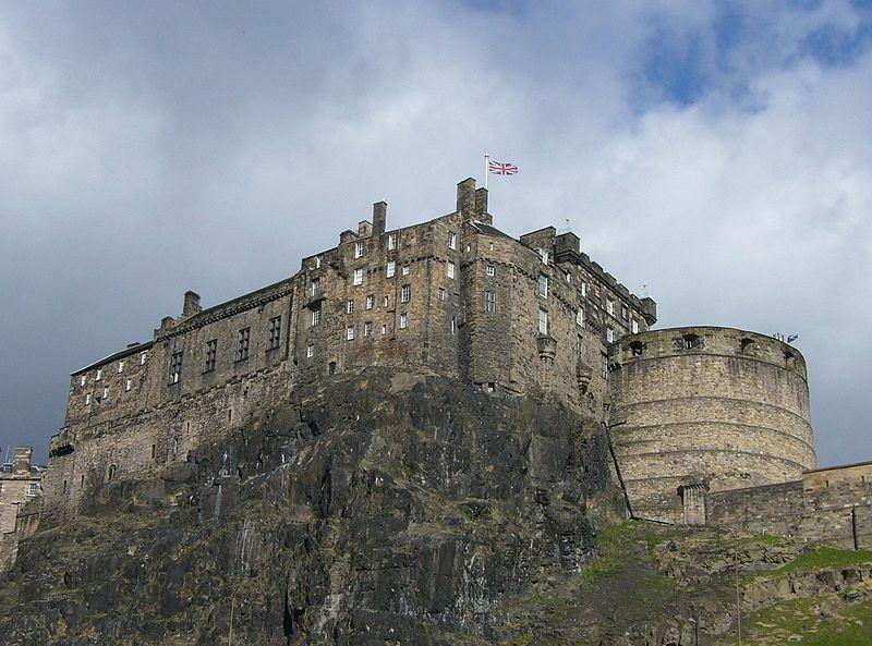Edinburgh Castle Image