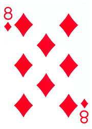 Eight Of Diamonds Image