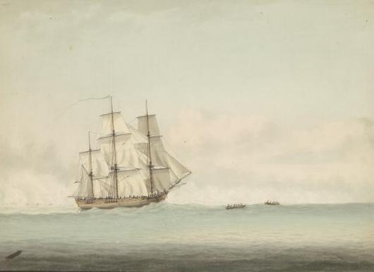 HMS Endeavour Image