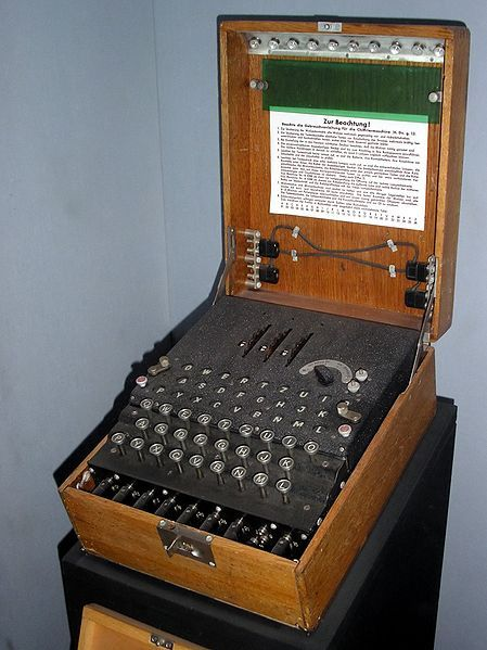 Enigma Machine Image