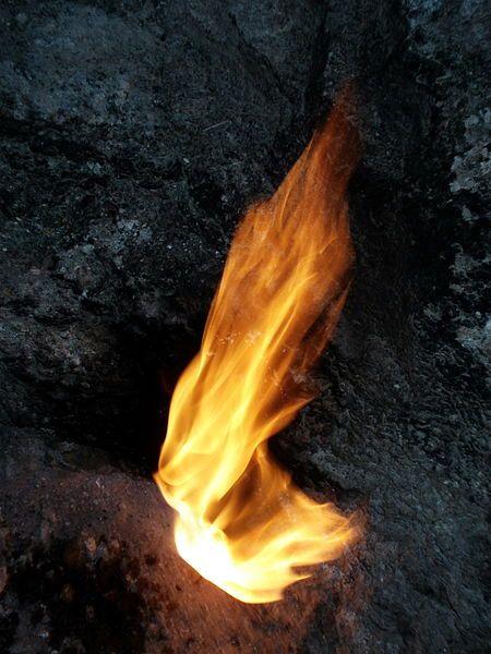 Eternal Flame Image