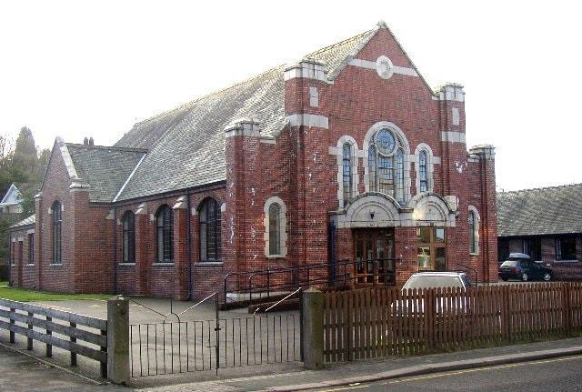 Methodist Church Hall Image