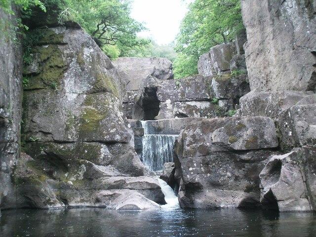 The Falls Of Bracklinn Image