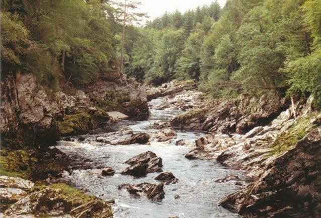 The River Findhorn Image