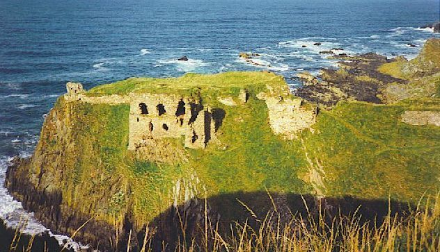 Findlater Castle Image