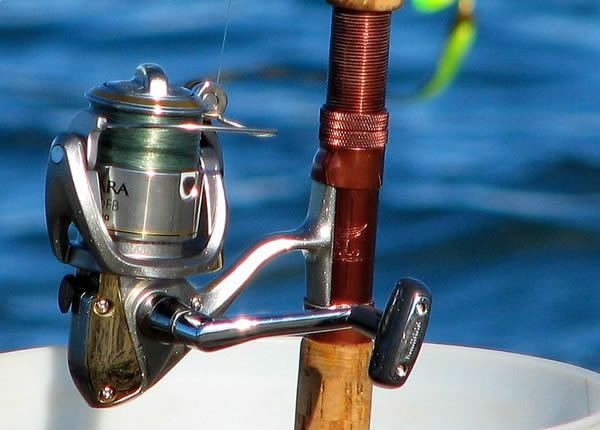 A Fisherman's Reel Image