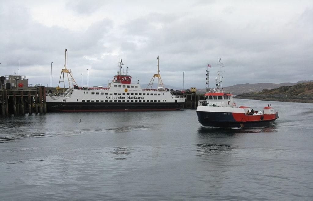 Mallaig ferry terminal