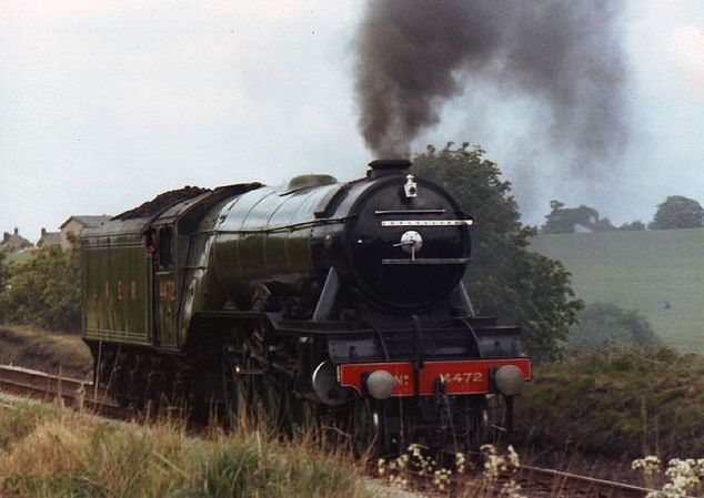 The Flying Scotsman Image