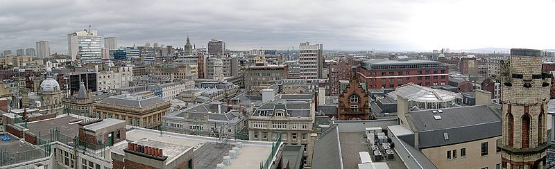Glasgow City Centre Image