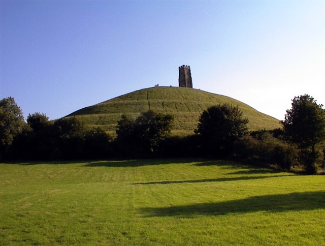 Glastonbury Tor Image