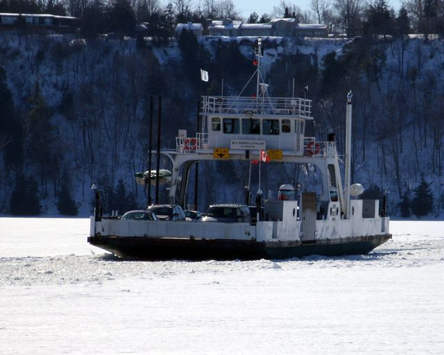 The Glenora Ferry Image