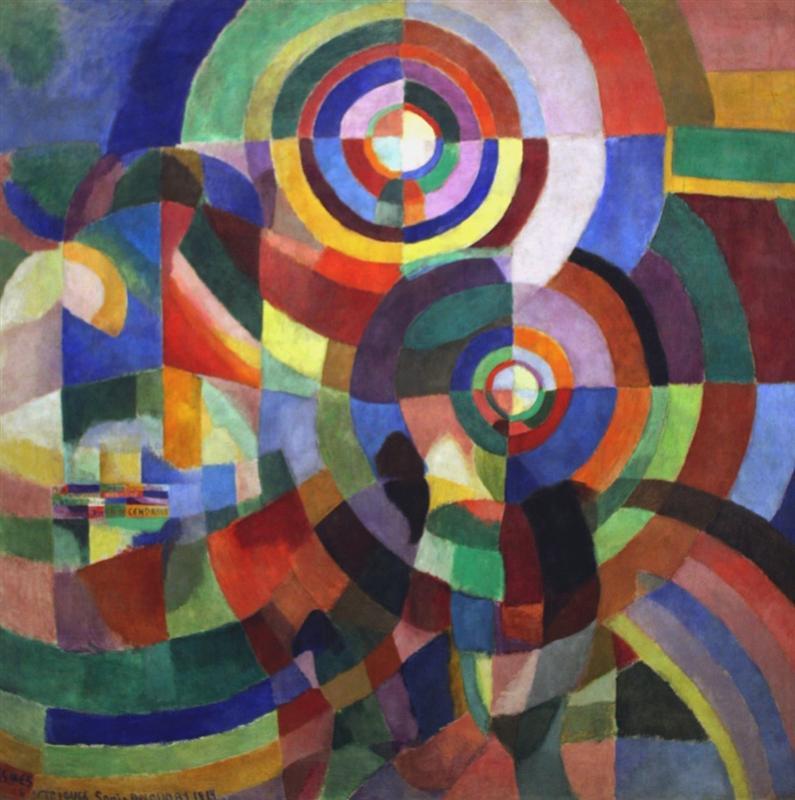 Rhythm, Robert Delaunay