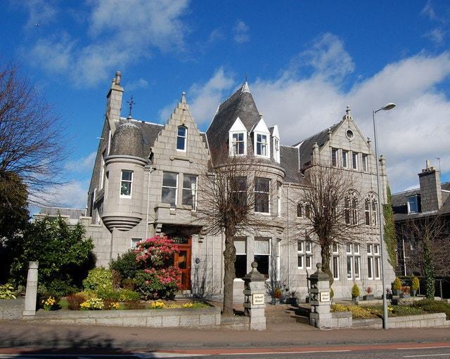Aberdeen, Silver/Granite City Image