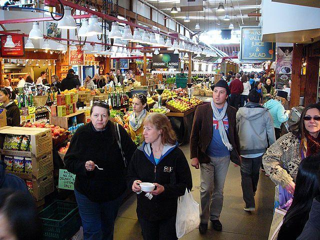 Granville Market Image