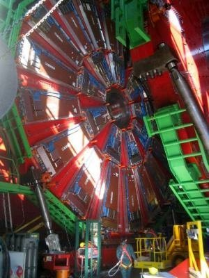 Large Hadron Collider Image