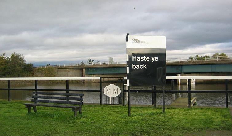Haste Ye Back Image