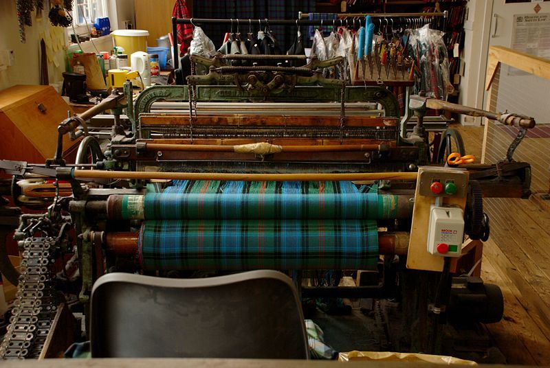 Hebridean Weaving Image