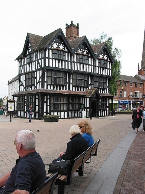 The Old House, Hereford Image