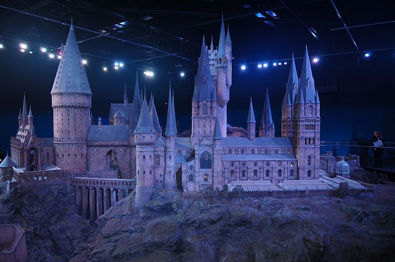 Hogwarts Castle Image