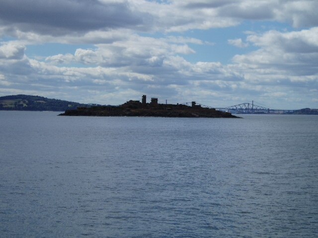 Inchmickery Island Image