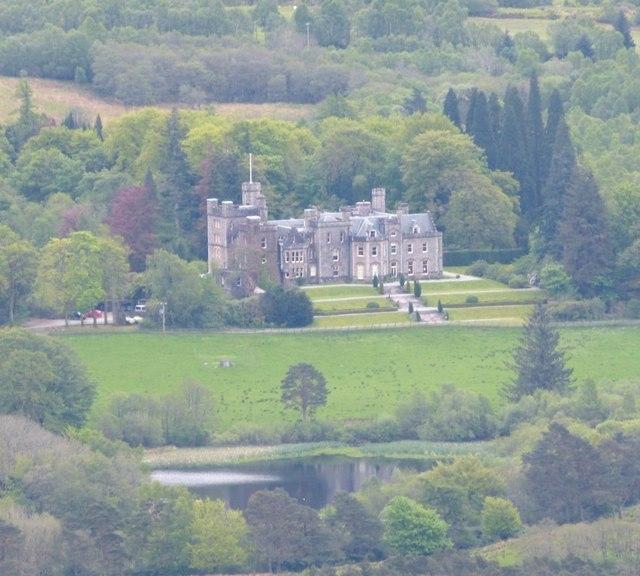 Inverlochy Castle Image