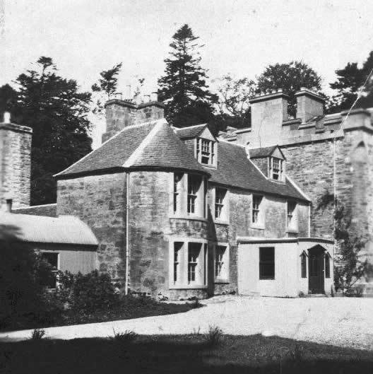 Inverneill House pre-1950 Image