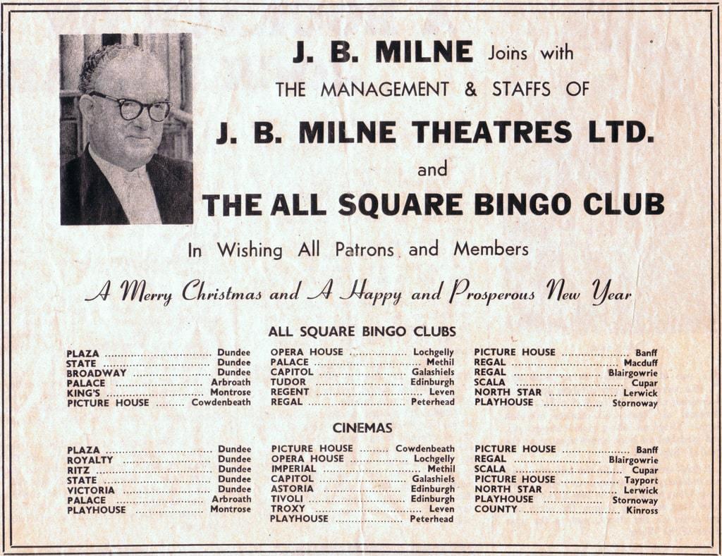 J.B. Milne Image