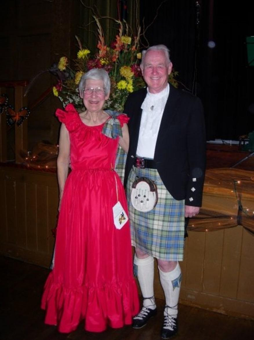 Janet And Roy Hayter