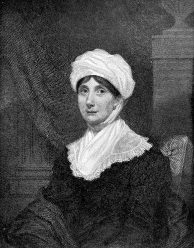 Joanna Baillie Painting Image