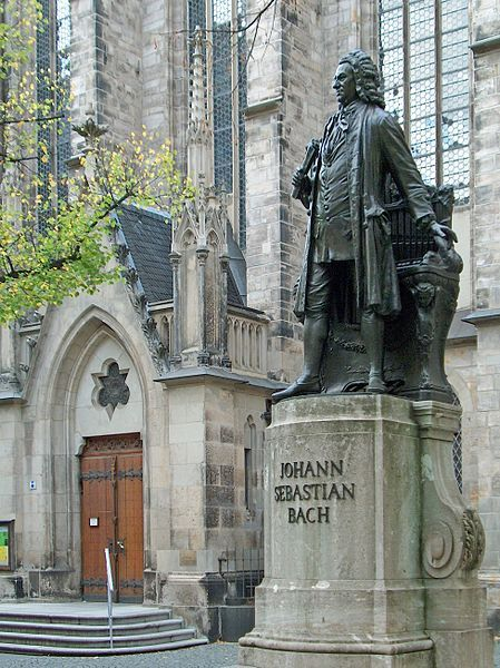 Johann Sebastian Bach, German composer and musician