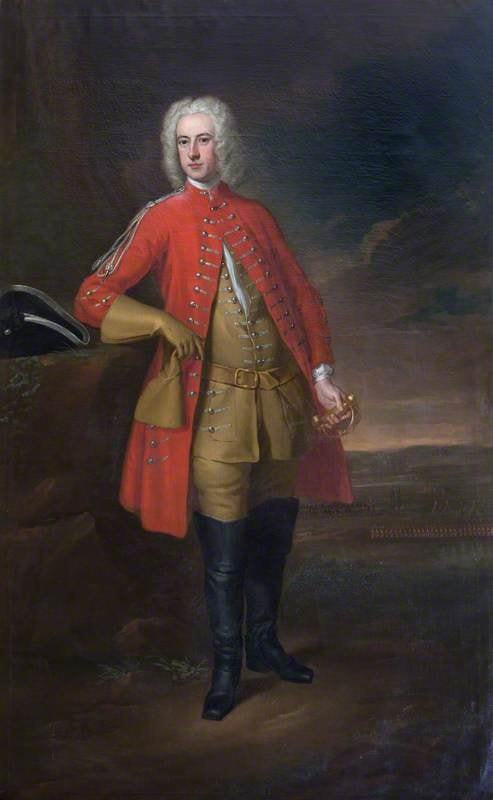 Sir John Cope Painting Image