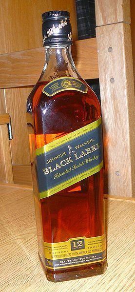 Johnnie Walker Whisky Image