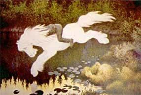 The Kelpie Of Loch Coruisk Image