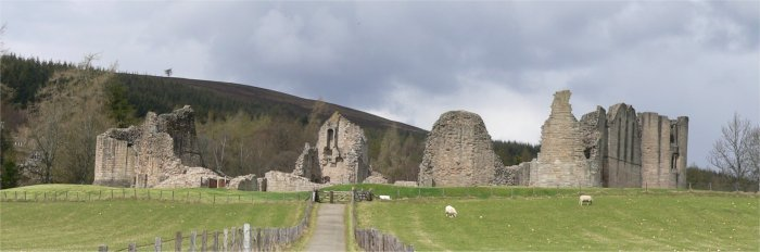 Kildrummy Castle Image