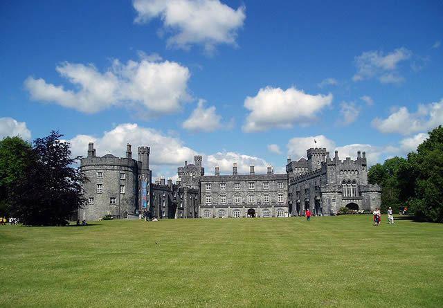 Kilkenny Castle, Ireland Image