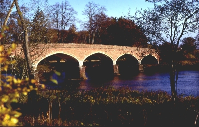 Kinclaven Bridge Image