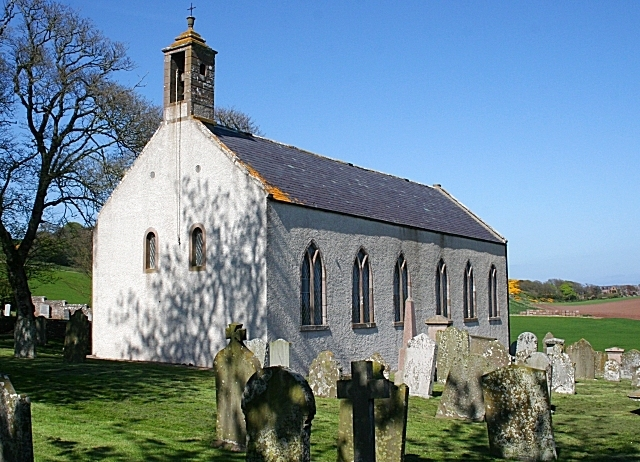 Old Kirk Of Kinneff