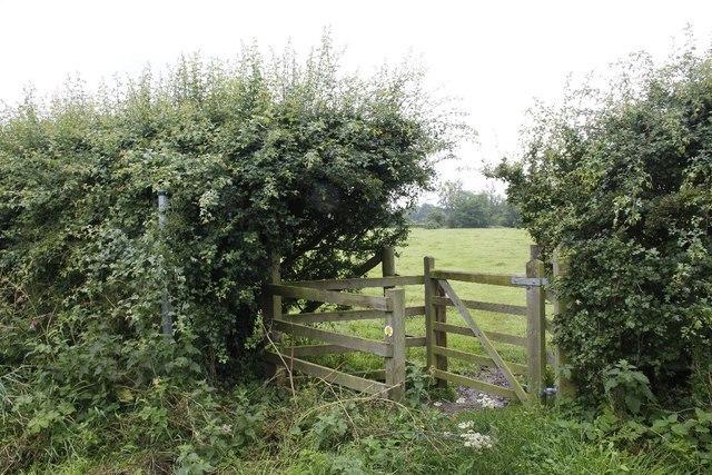 Kissing gate Image