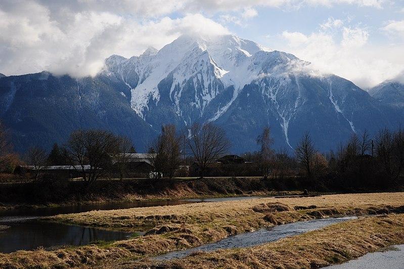 Lady Peak mountain